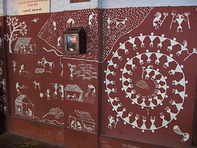 Warli Tribe And Their Tribal Art Biodiversity Of India